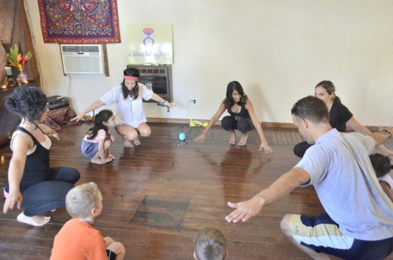 Kids yoga, mindfulness for kids