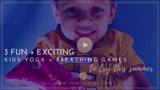 NEW + FRESH KIDS YOGA GAMES YOUR KIDS WILL LOVE