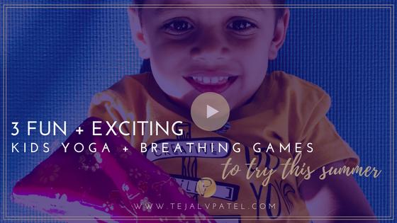 Kids Yoga Games