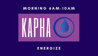 Kapha Morning Tine