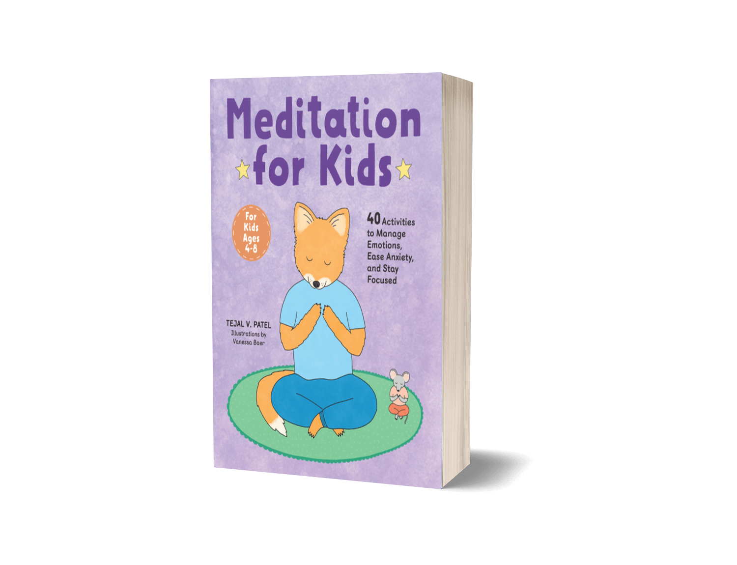 What if children knew how to meditate? How would it change their life?